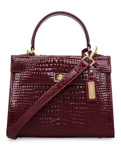 Sophie Big Leather Bag