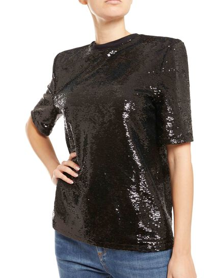 Sequined Shine T-shirt