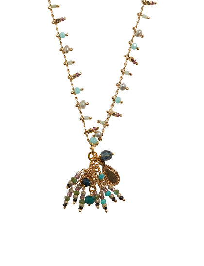 Collier Gipsette O Necklace