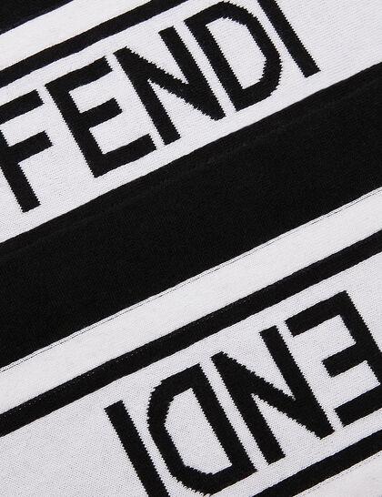 Scarve Fendi Logo