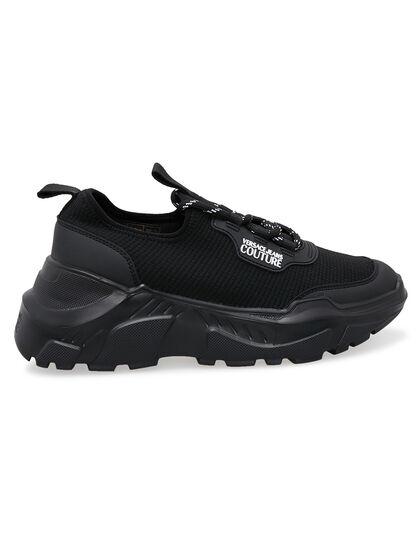 Sneakers Bi Material Mesh