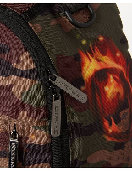Fire Shark Backpack