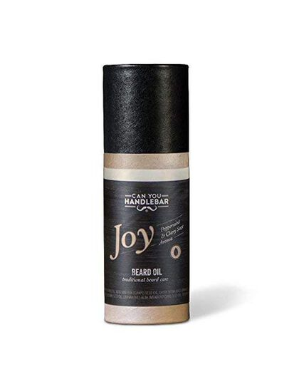 Beard Oil Bottle - Joy