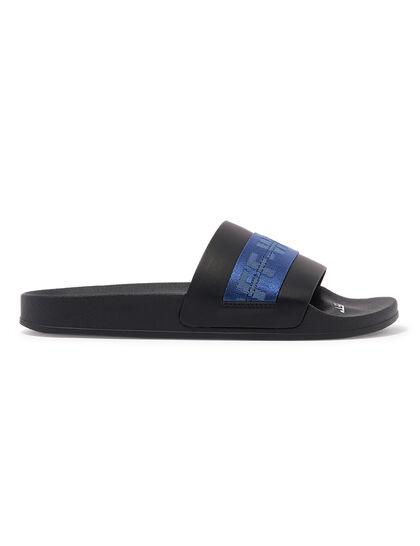 Industrial Belt Slider Black Blue
