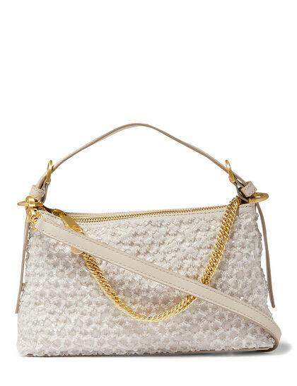 Posen Embellished Crossbody Bag
