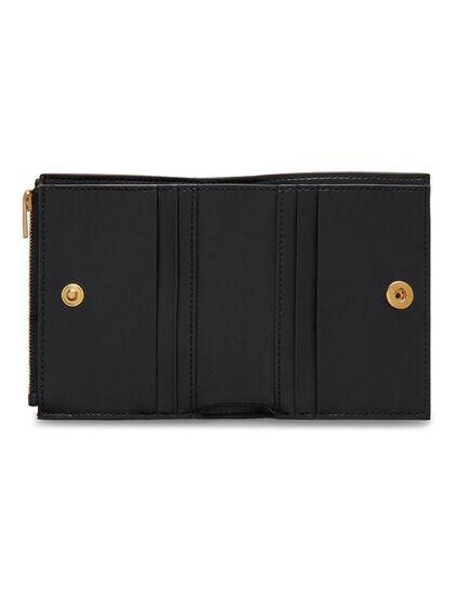 Zipped Card Wallet