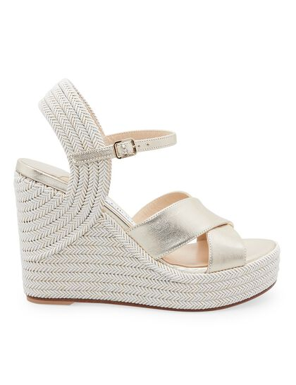 Dellena 100 Wedge Sandals