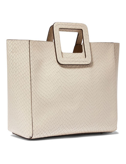 Shirley Snake Tote Bag