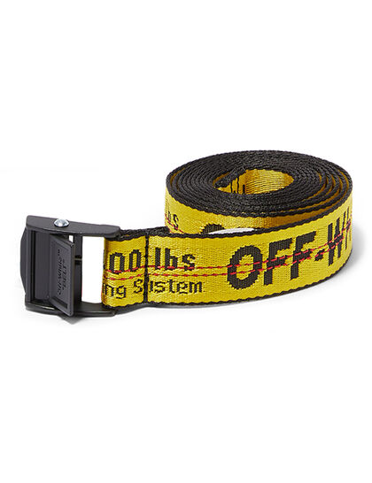 Industrial 2.0 adjustable belt