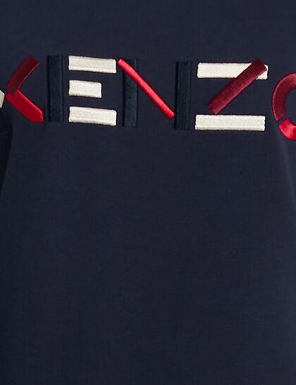 Classic Fit Sw Kenzo Logo