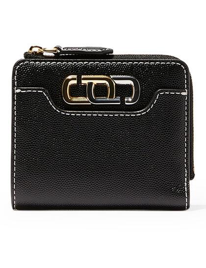Mini Compact Zip Wallet