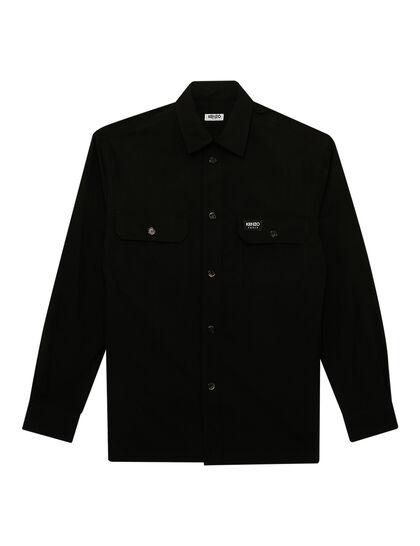 Workwear Overshirt Kenzo Label