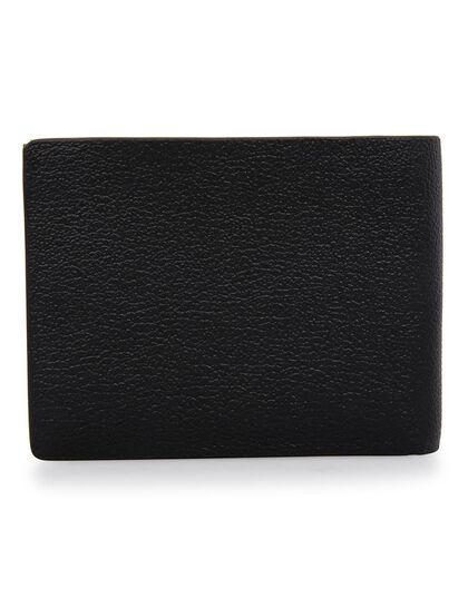 Mens Billfold Wallet In Black