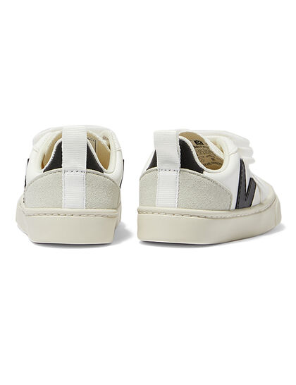 Small-V-10-Velcro Cwl White_Black