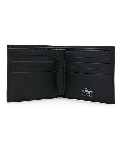 Wallet V Lock Blue