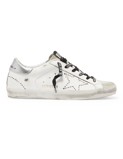 Super-Star Dotted Star Sneakers