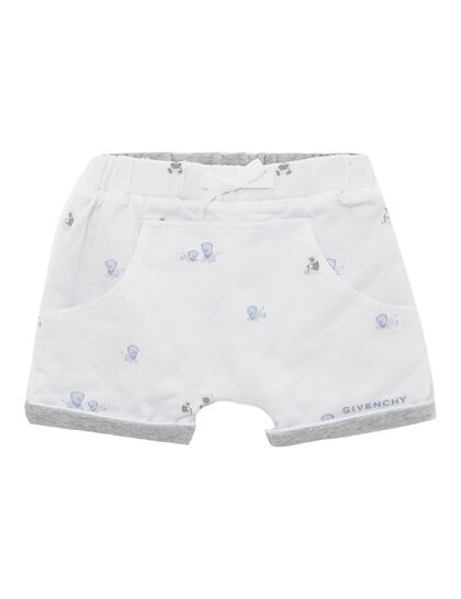 T-Shirt+Shorts+Bandana
