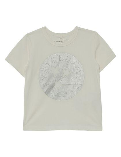 Holographic Print T-Shirt