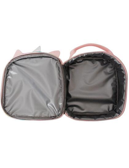 Miss Gwen Striped Lunch Bag