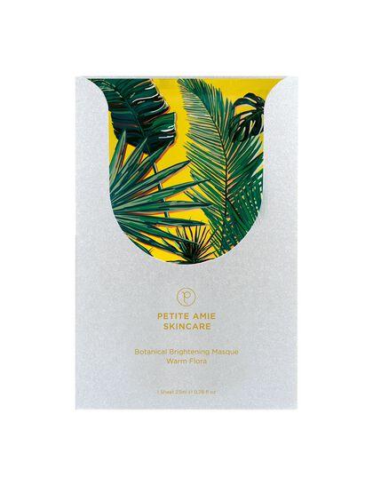 Botanical Brightening Masque, Warm Flora