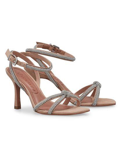 Drop Jewel Sandals