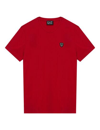 Tshirt Vneck Core Shield