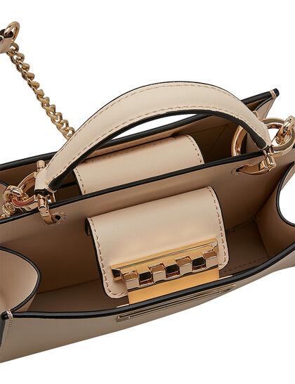 Earthette Double Compartment Mini Bag