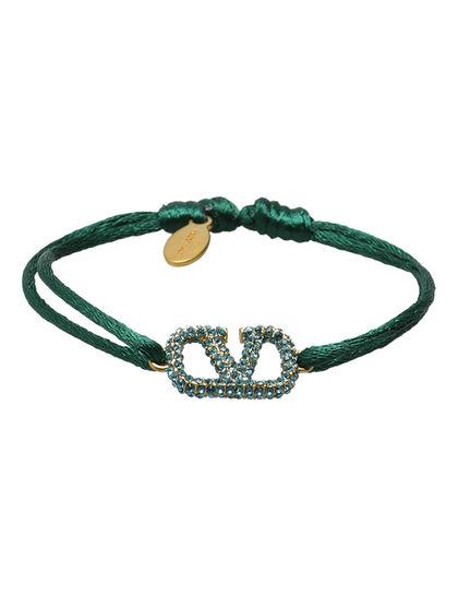 VLOGO Signature Strass Bracelets
