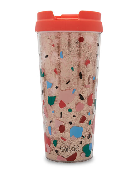 Bdo Hot Stuff Thermal Mug (Deluxe), Confetti