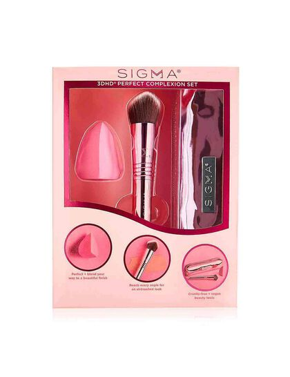 3Dhd Perfect Complexion Brushes Set