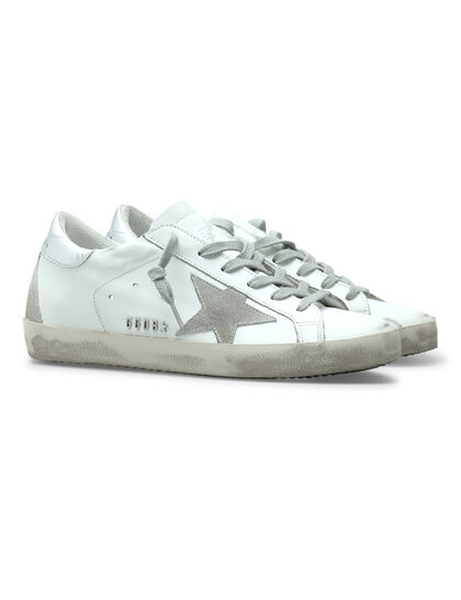 Super-Star Suede & Leather Sneakers