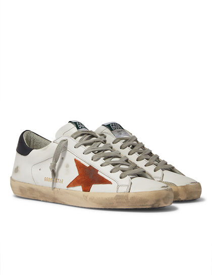 Superstar Sneakers with Suede Star