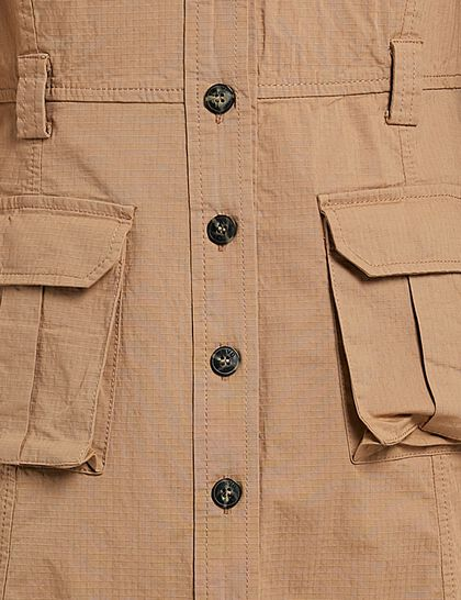 Ripstop Cotton Chino
