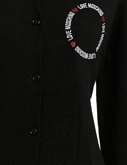 Logo Core Cardigan