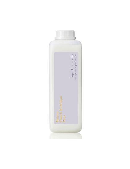 Aqua Universalis - Softener Scented Liquid Wash And Softener 1l