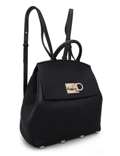 Leather Studio Backpack