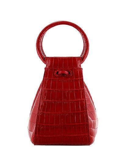 Croc Igor Top-Handle Bag