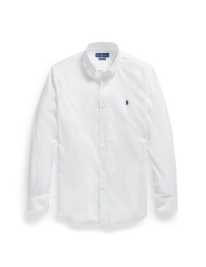 Cubdppcs Long Sleeve Sport Shirt - White