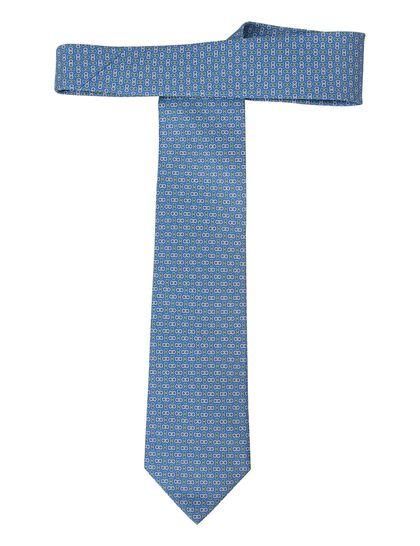 Ties Print Tie Cr 4-Enne