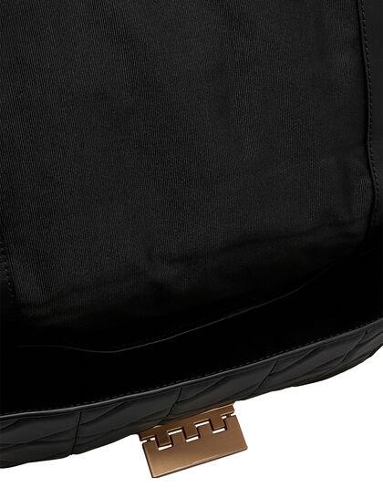 Earthette Quilted Shoulder Bag