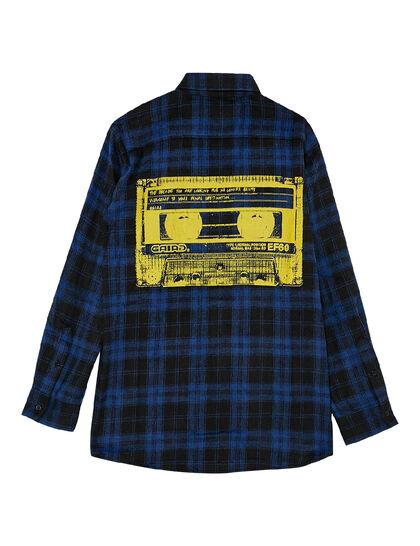 Night Drive Flannel