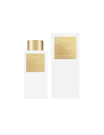 Aqua Vitae Scented Body Cream 250Ml