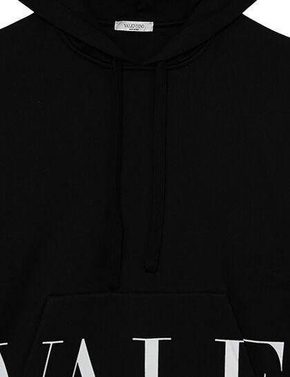 Hoodie Valentino Logo - Multi-Color