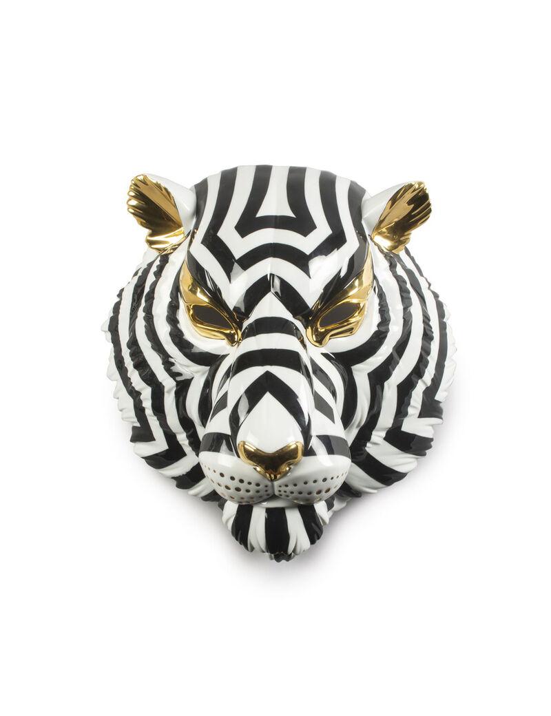 Lld Tiger Mask Black-Gold