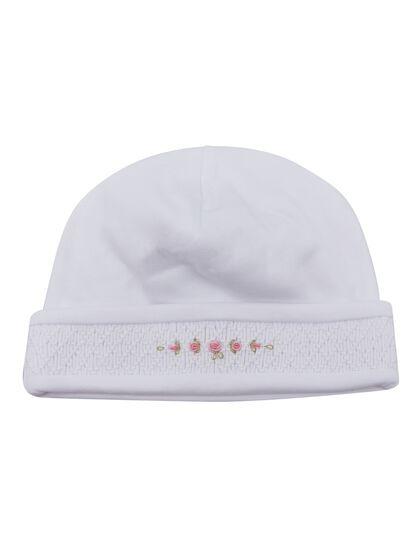 Hat W/ Hand Smk