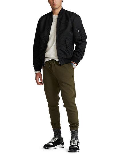 Slim-Fit Tapered Sweatpants