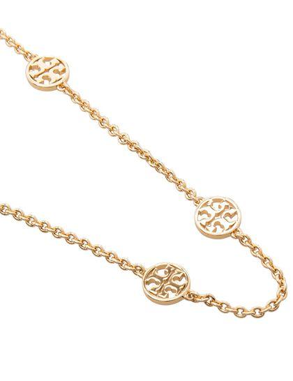 Delicate Logo Necklace