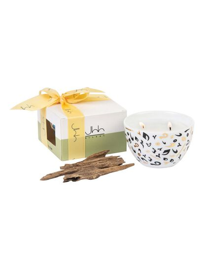 Sis Accents Oud Candle (225g)
