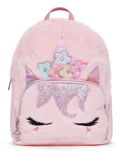 Miss Gwen Plush Mini Backpack