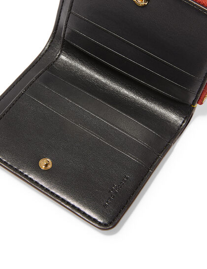 Mini Compact Zip Wallet